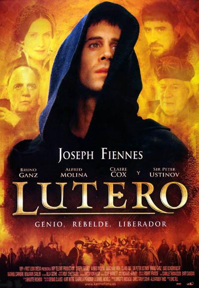 Martin Lutero la pelicula