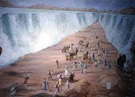 Moises hacia la tierra prometida